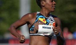 Article: This Woman Just Ran an 800-Meter Race While Pregnant to Inspire Women Everywhere