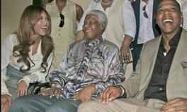 Artikel: Dear Madiba by Beyoncé Knowles-Carter