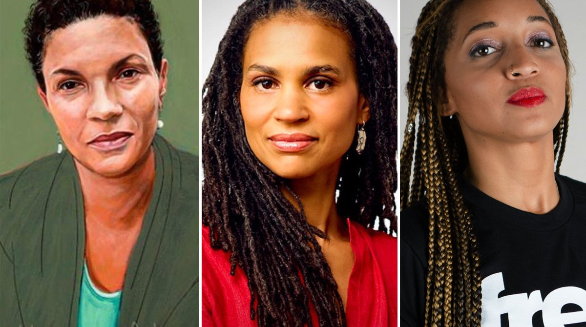 9 Black Activists Who Are Fighting Injustice in the US