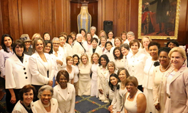 Article: 66 Women Wore White to Trump's Congressional Address — Here's Why