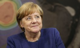 Artikel: German Chancellor Angela Merkel Pledges 600 Million Euros for Global Vaccine Efforts