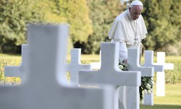 "Article: Pope Francis Warns That the World Could Go ""Forcefully into War"""