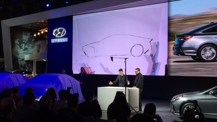 Hyundai at the New York Auto Show