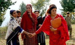 Artikel: Pakistan's new law protecting women against violence may be a game changer