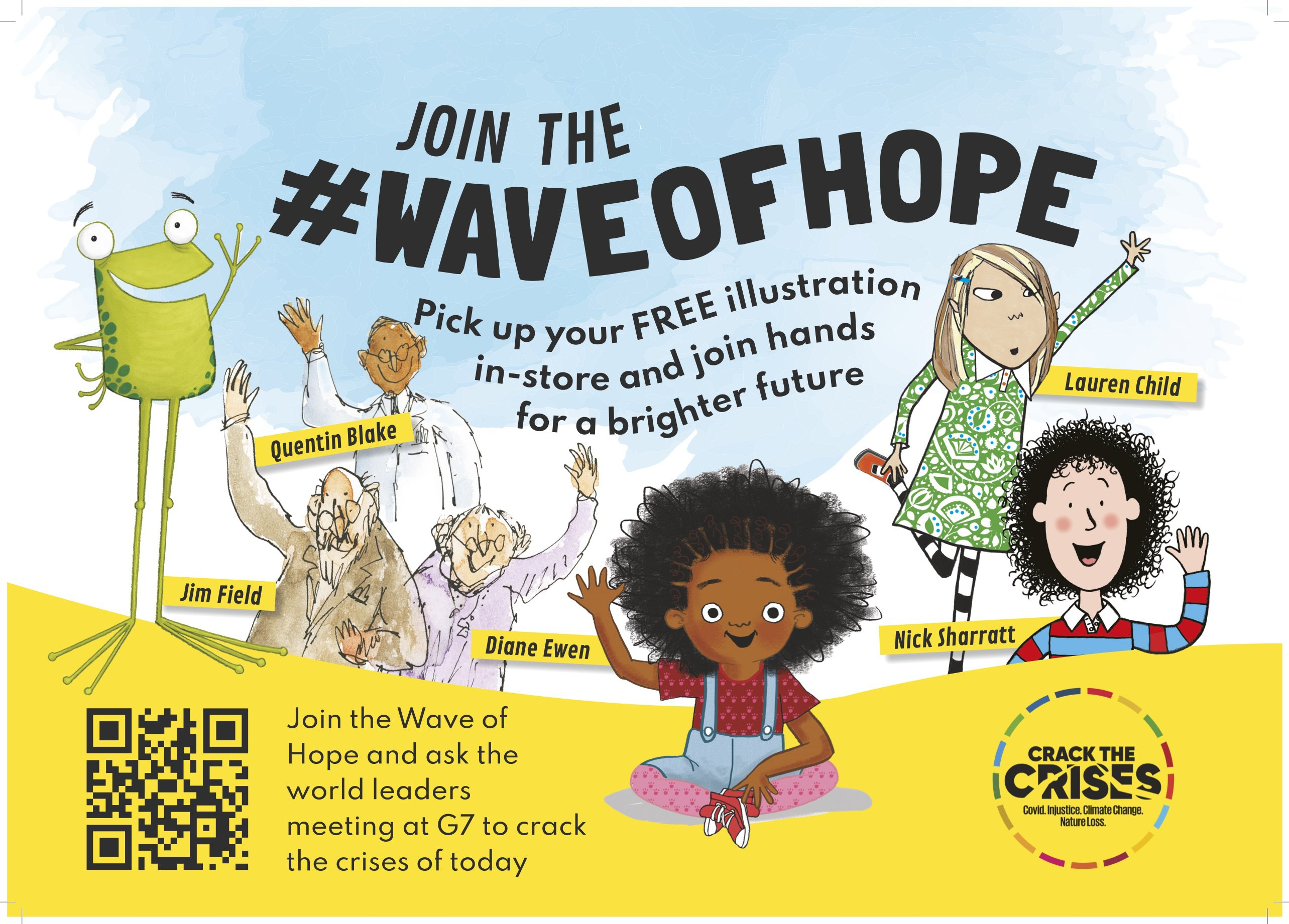 Crack the Crises Wave of Hope Poster Landscape.jpg