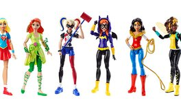 Article: Look at these new action figures kicking butt the female superhero way!