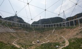 Article: With world's largest telescope, China hopes to find aliens