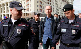 Article: British LGBTQ Rights Campaigner Arrested in Russia as World Cup Kicks Off