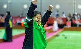 Article: Saudi Women Participate in Special Olympics for the First Time Ever