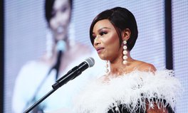 Article: Bonang Matheba Says No Girl Should Miss School Because of Her Period at Johannesburg Premiere of 'ACTIVATE'