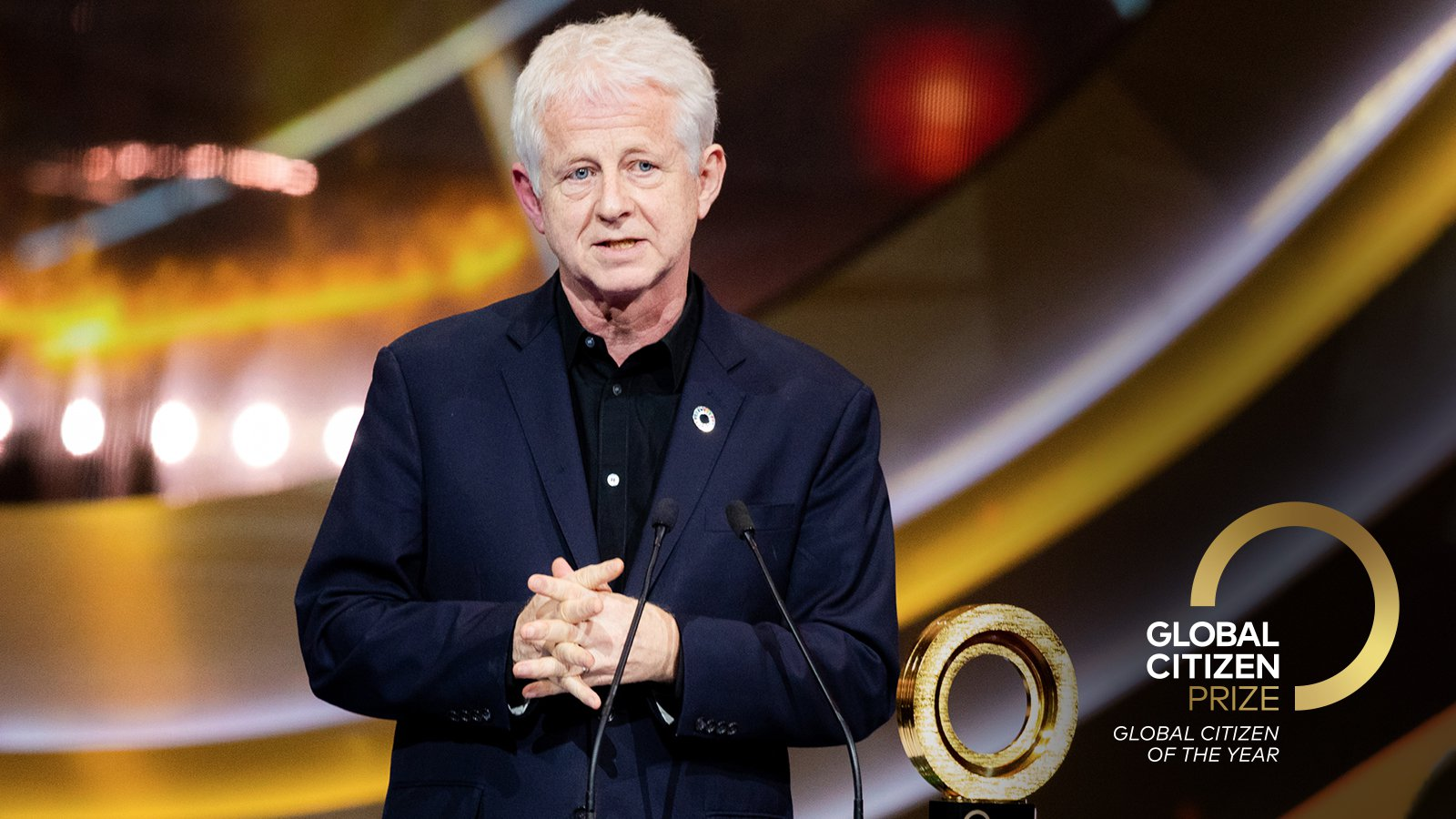 Global Citizen of the Year Award Winner 2019 - Richard Curtis