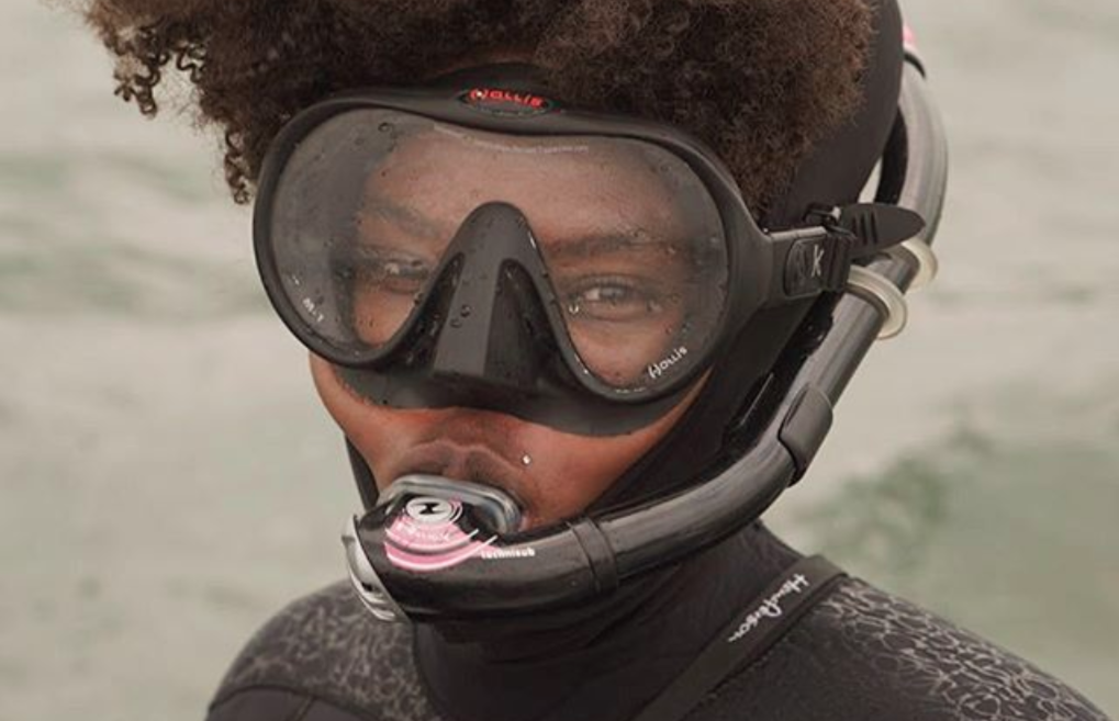 The Ocean Helped Her Family Survive. Now She Wants to Protect Marine Life.