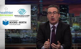 Article: John Oliver Just Delivered a Brutal Assessment of Trump's Budget