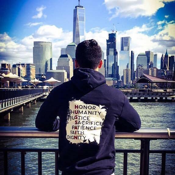 Who is Hussain? NYC/NJ