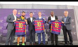 Video: Watch FC Barcelona and Global Citizen team up on poverty
