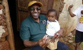 Artikel: Rotarians battle polio in Ethiopia