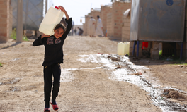 Article: Half a Million Iraqis Are Without Drinking Water After Mosul Offensive