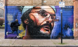 Article: This Street Artist Is Putting Up Huge Murals of Immigrants Across the UK