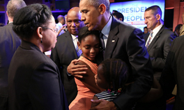 Article: 10 Powerful Quotes on Race, Unity From Obama This Week