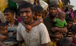 Article: Hundreds of Rohingya Refugees Stranded at Sea Due to COVID-19 Pandemic