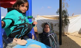 Article: The Future Belongs to Educated Girls: Stories From the Za'atari Refugee Camp