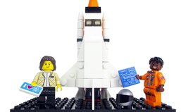 Artikel: Lego's Newest Set to Feature 5 Trailblazing Women