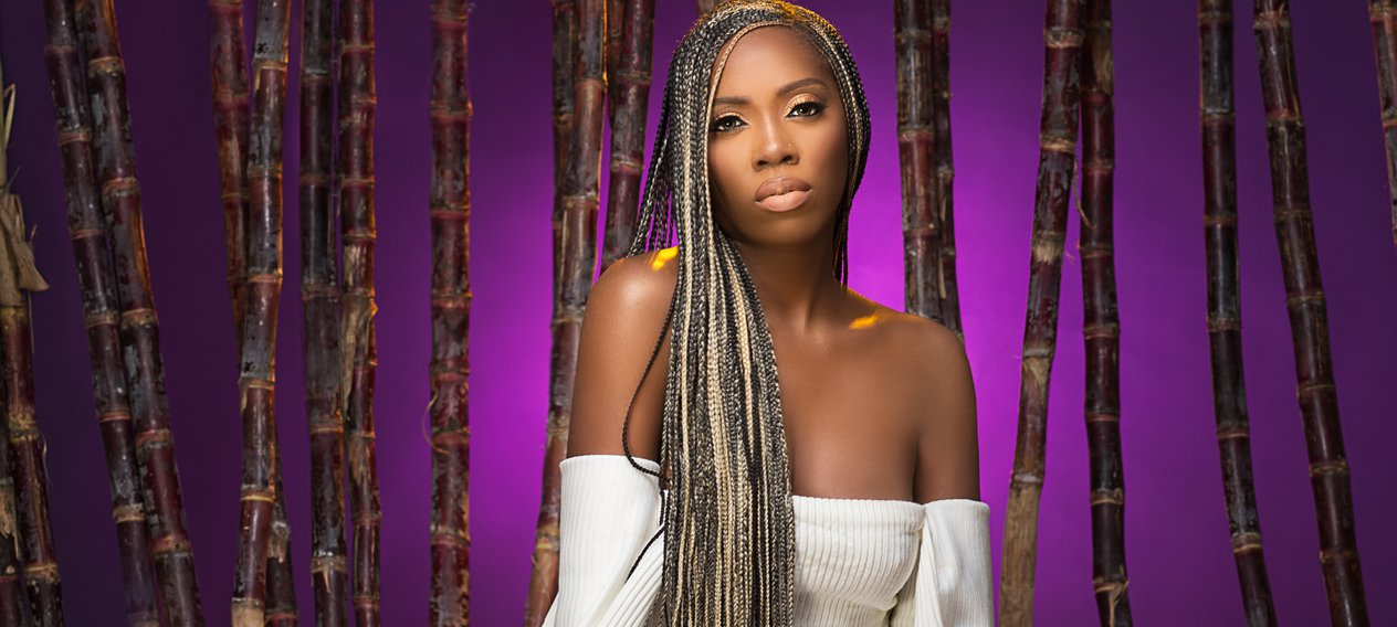 Tiwa Savage Isn't Apologizing for Being a Female Afrobeat Artist