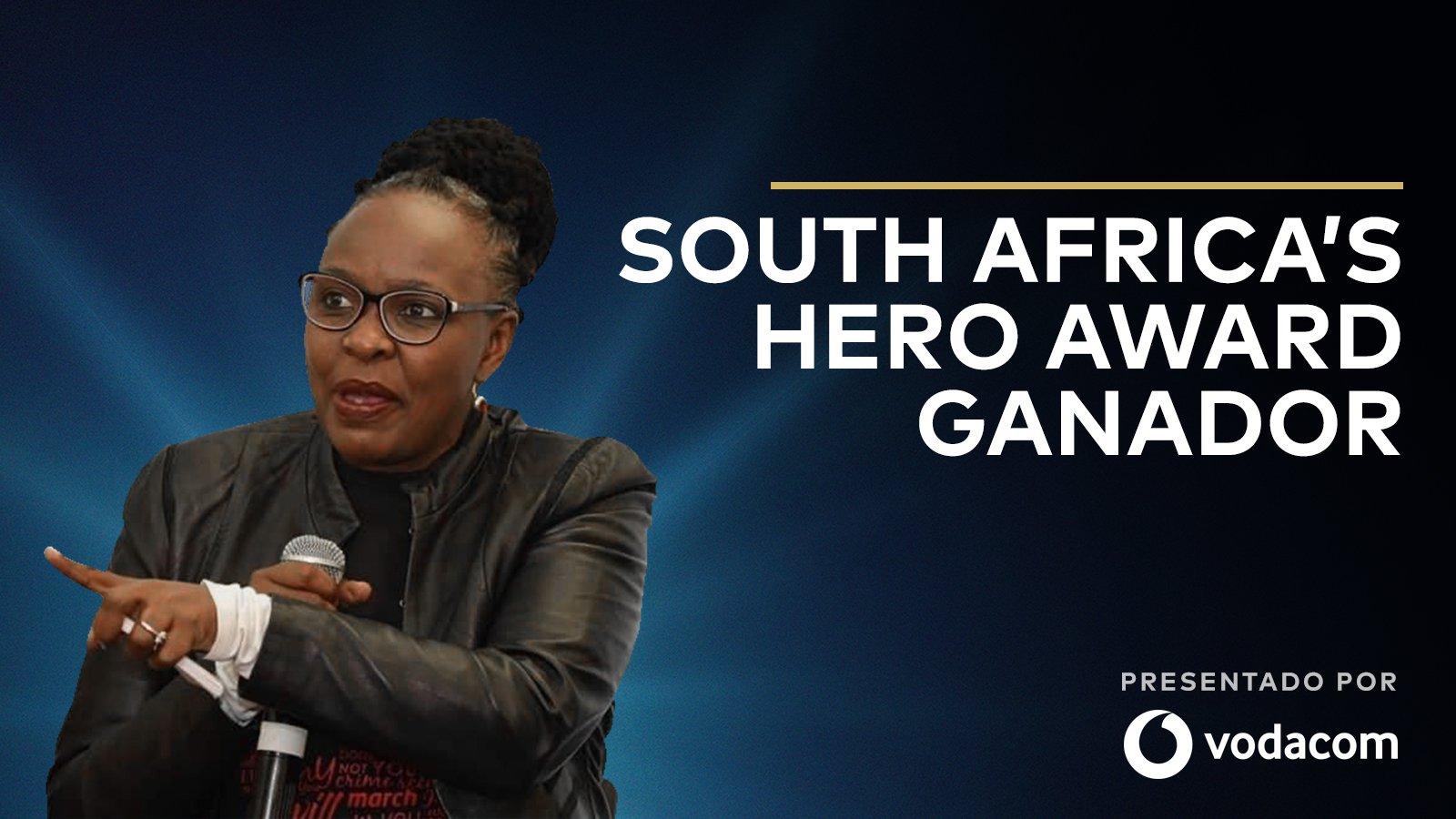 South Africa's Hero Award