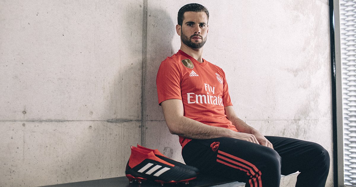 afdedd43e Real Madrid s New Kit Is Made Completely From Ocean Plastic