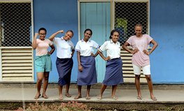 Article: Just 7% of Girls Complete Secondary School in the Solomon Islands: Report