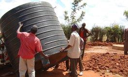 Article: Catching rain in Kenya