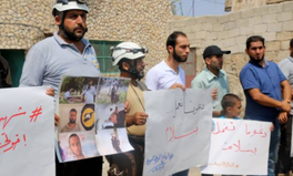 Article: Syria's Heroic White Helmets Are Staging Protests After Seven Rescue Workers Were 'Executed' Last Week