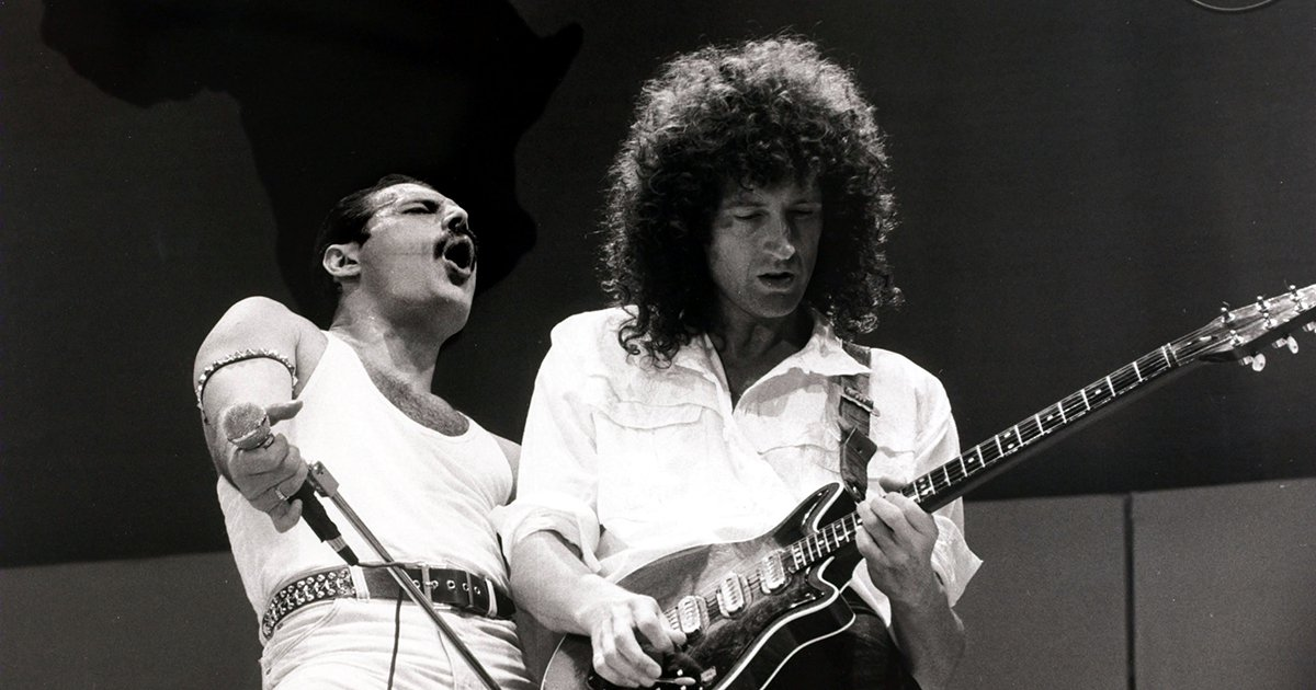 Queen's Guitarist Calls for New Live Aid Concert to Fight Climate Change