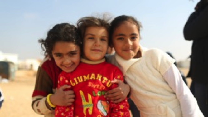 Books fight bombs: Why school matters in Syria and beyond