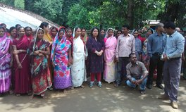 Article: Dr. M. Geetha: Creating an enabling environment to tackle open defecation in Chhattisgarh, India