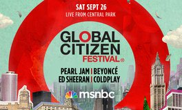 Artículo: msnbc wants YOU to become a Global Citizen