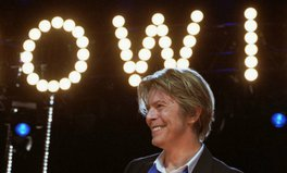 Article: David Bowie's legacy lives on in his activism