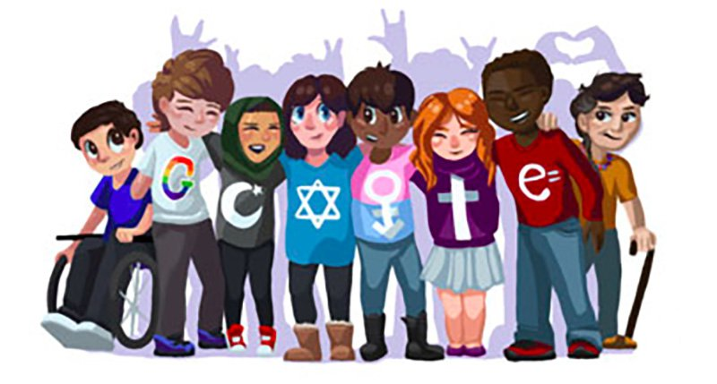 'Peaceful Future' Google Doodle Wins the Internet