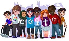 Article: 'Peaceful Future' Google Doodle Wins the Internet