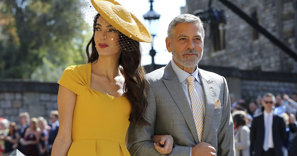 George and Amal Clooney Launch New Justice Initiative to Support the Marginalized and Oppressed