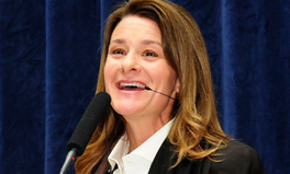 Article: Melinda Gates Launches New Website to Share Women's Powerful Stories