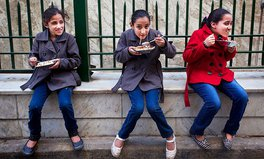 Article: Will educate girls for food: a plan to fight poverty and illiteracy is helping Egypt