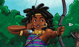 Artículo: This Organization Just Launched an Illustrated Book Collection to Promote Girls of Color
