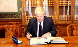 Article: It's Official! UK Signs Paris Climate Change Agreement