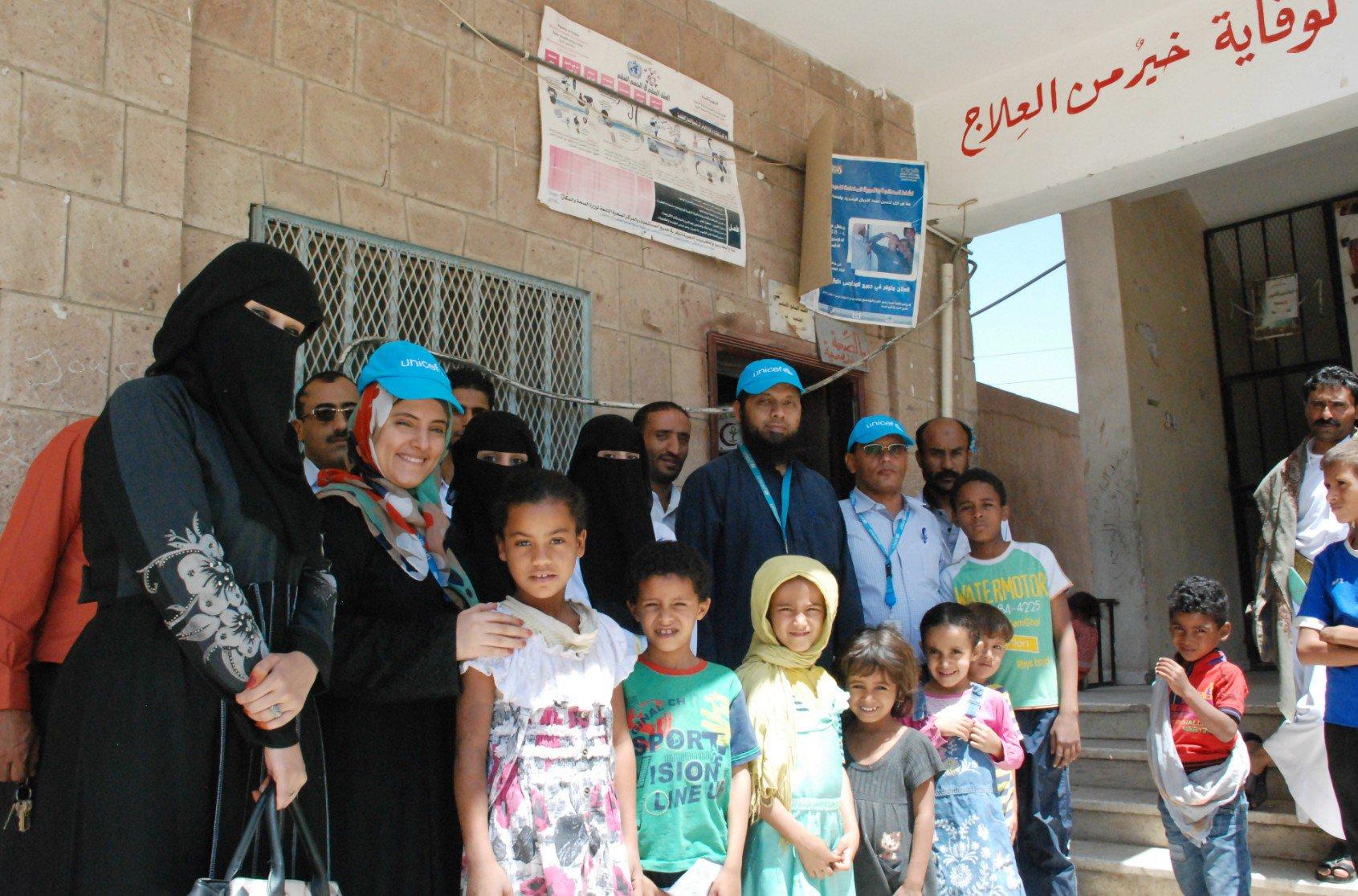Vaccination Yemen