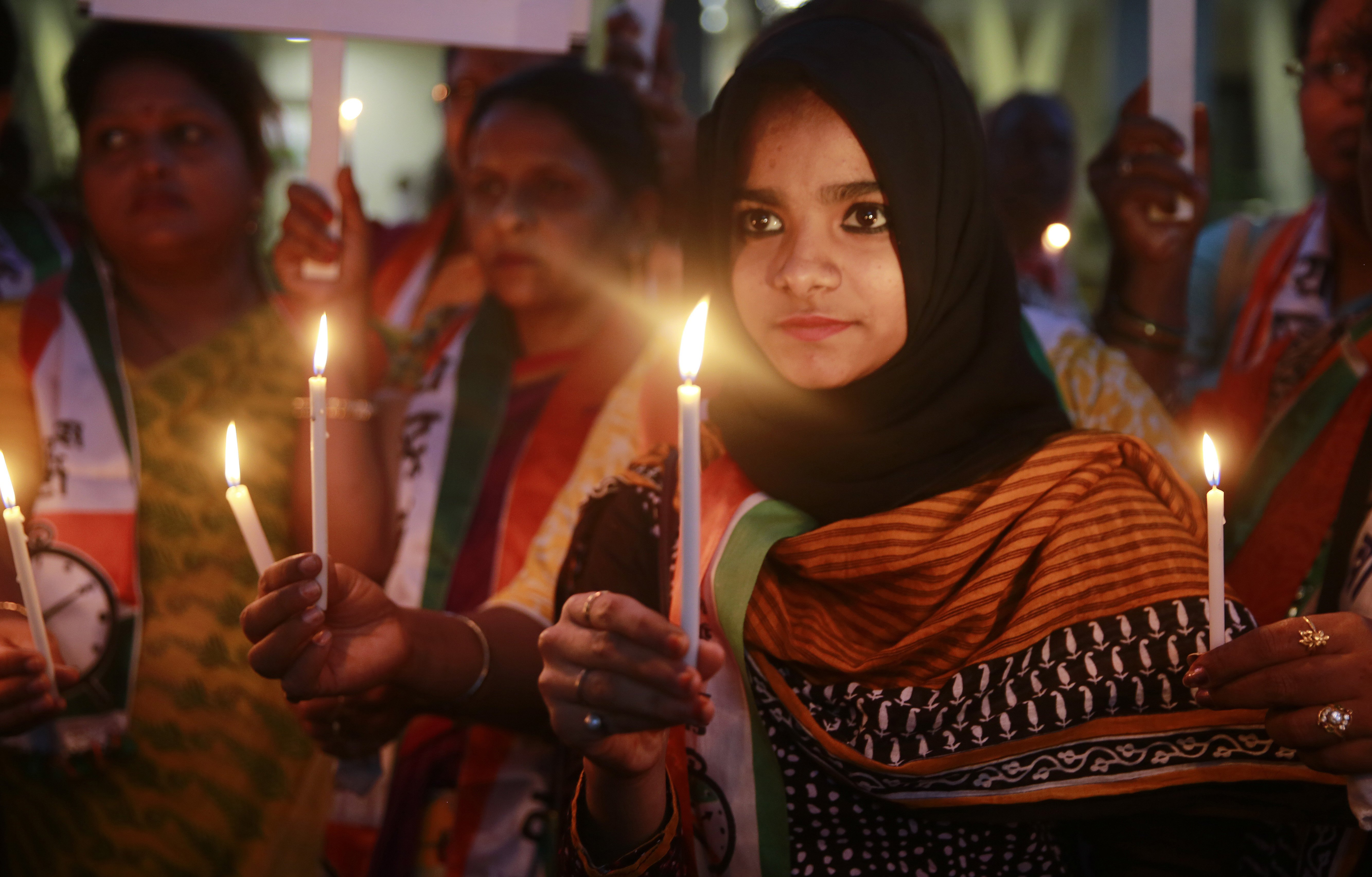 India protest against sexual violence, rape.jpg