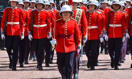 Article: The Future Is Female: First Woman Infantry Officer to Lead the Queen's Guard Is Canadian