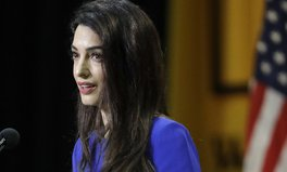 Article: Amal Clooney Scholarship Winner Aims to Fight Child Marriage and Rape