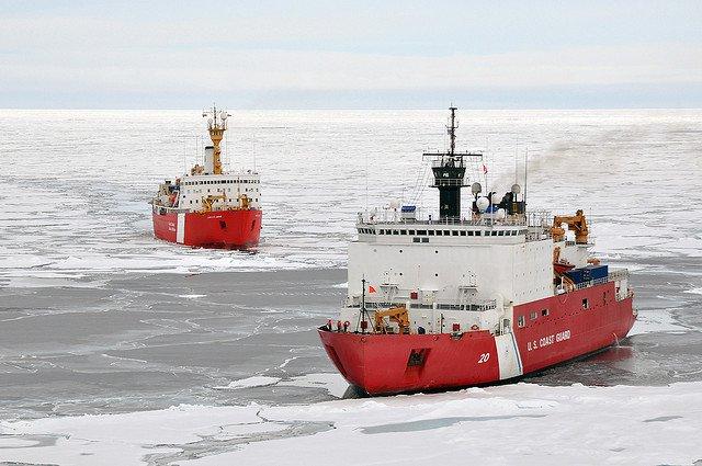 Arctic Ships