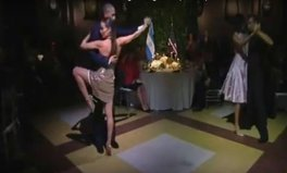 Video: It takes four to tango—The Obamas do the Tango in Argentina